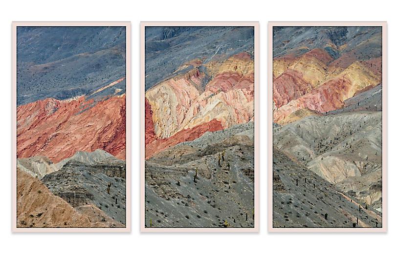 Richard Silver, Salta Mountains II