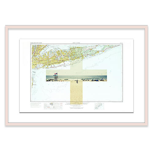 Montauk Map Maps