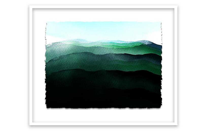Jennifer Latimer, Mi Bolivia - Paintings - Art - Art & Mirrors | One Kings Lane