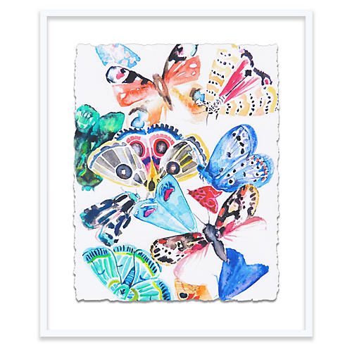 Hayley Mitchell, Butterflies I