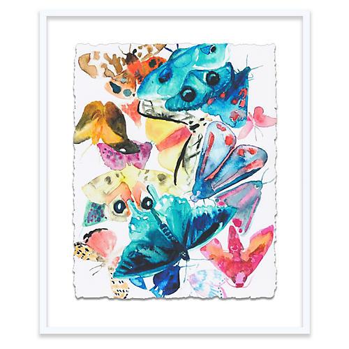 Butterflies II, Hayley Mitchell