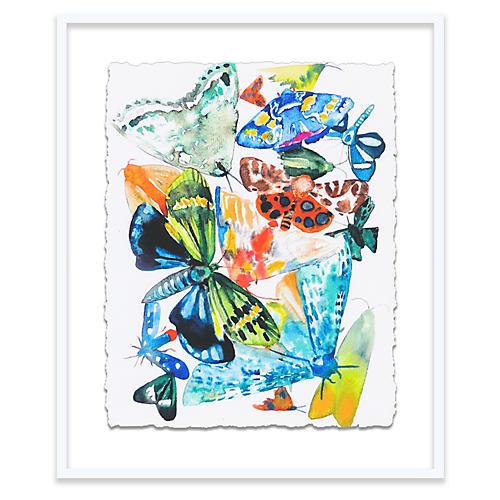 Butterflies III, Hayley Mitchell