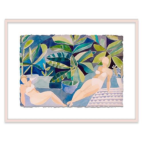 Bathers II, Hayley Mitchell