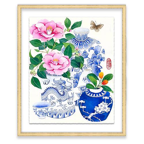 Floral II, Gabby Malpas