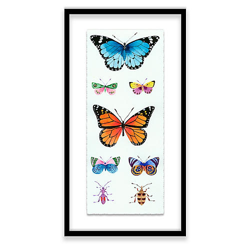 Butterflies, Gabby Malpas