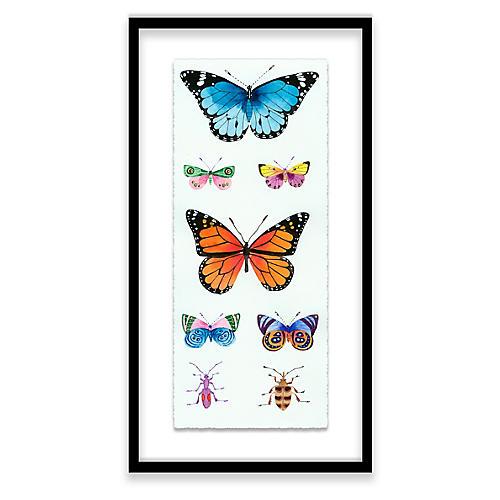 Gabby Malpas, Butterflies