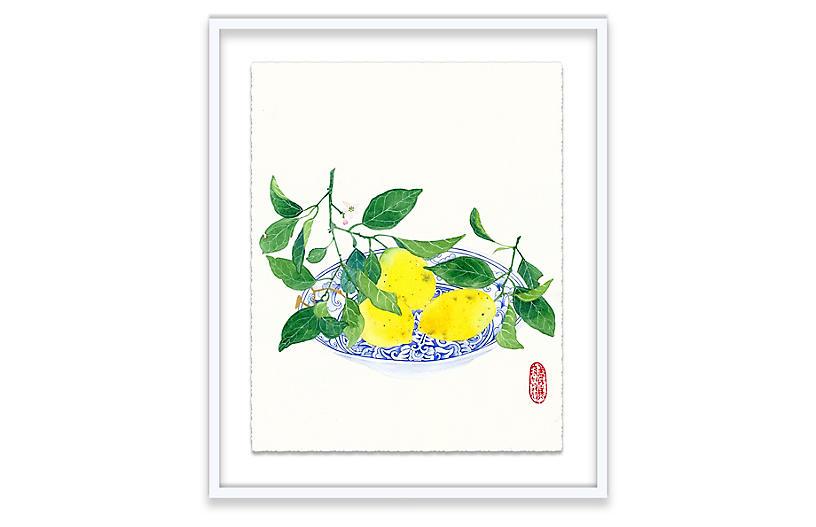 Gabby Malpas, Lemons