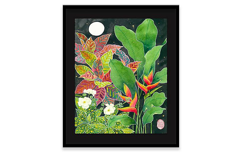 Gabby Malpas, Balinese Garden