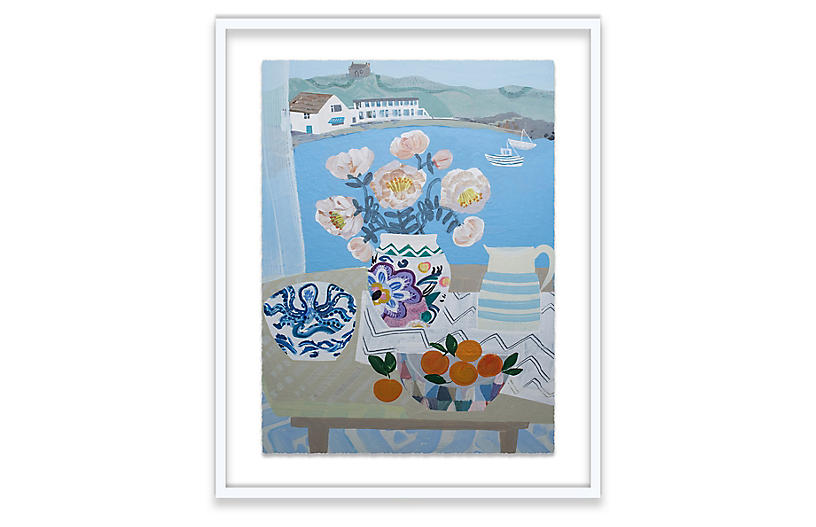 Emma Williams, Camellias and Clementines