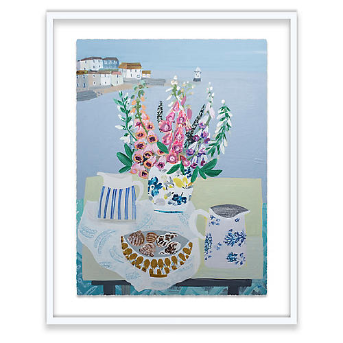 Foxgloves and Winkles, Emma Williams