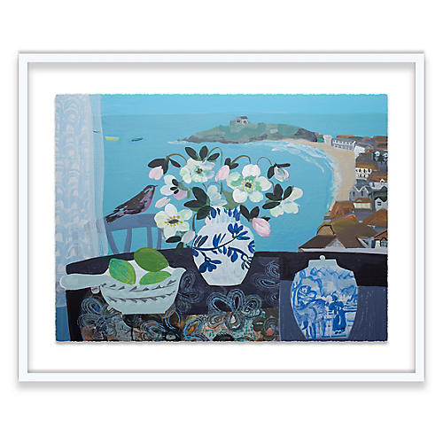 Emma Williams, Hellebores and Limes