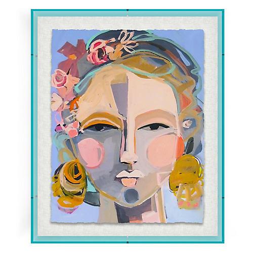 Mayday, Blue Acrylic Box