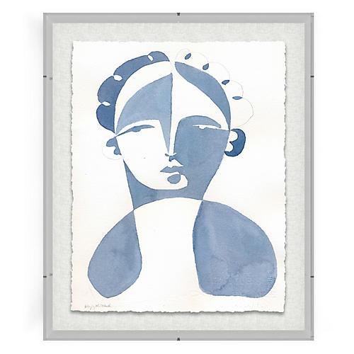 Gray Acrylic Box, Jacques II