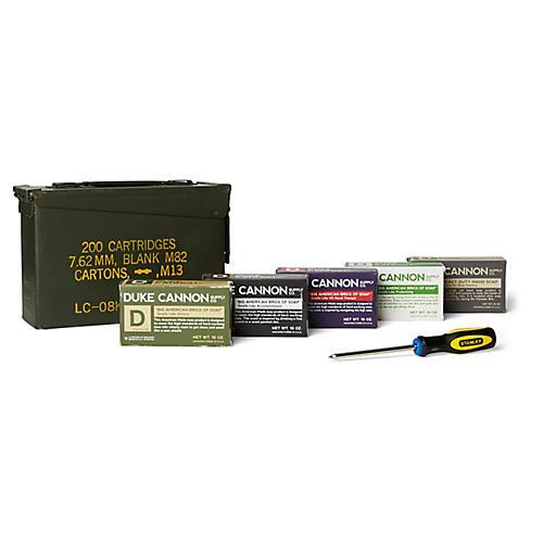 U.S. Military Field Grooming Kit, Green