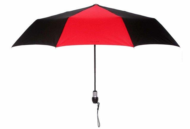Duet Umbrella, Red/Black