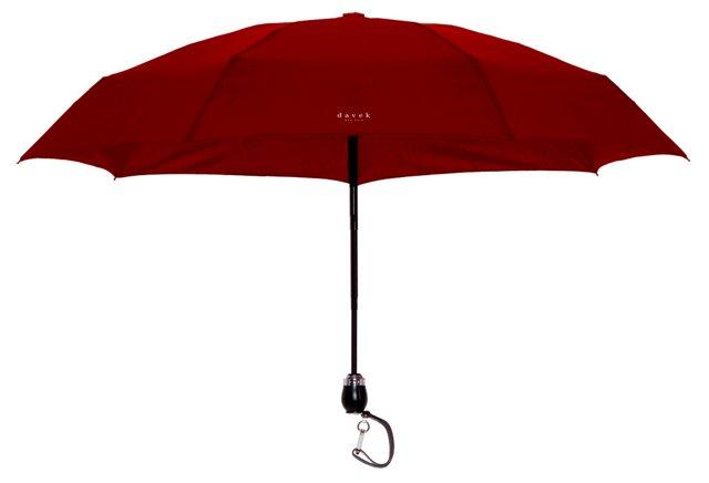 Traveler Umbrella, Red