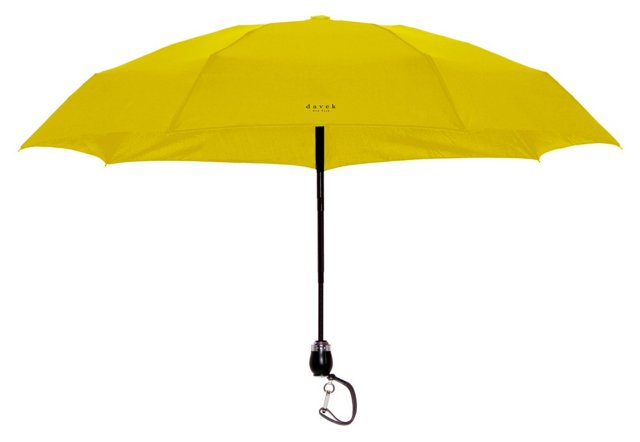 Traveler Umbrella, Yellow
