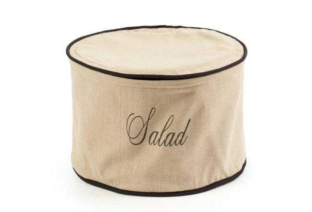 Salad Plate Storage Box