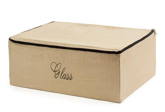 Glass Storage Box, Large