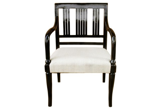 Willow Upholstered Armchair