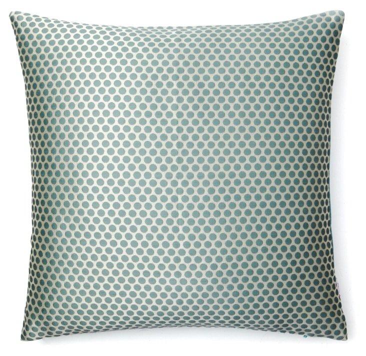 Les Pois Pillow, Gray