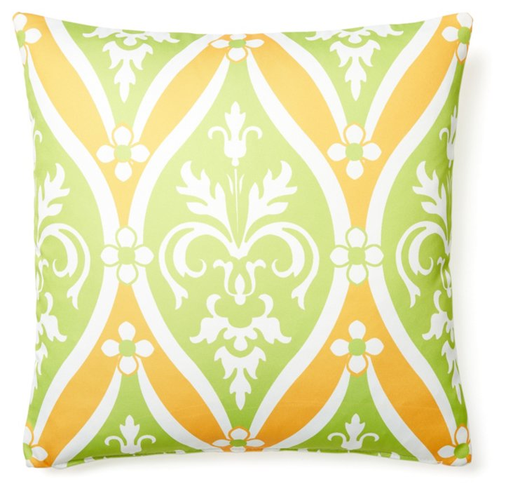 Murano 20x20 Outdoor Pillow, Multi
