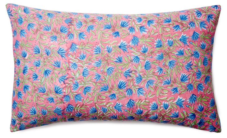 Pomona 14x24 Cotton Pillow, Multi
