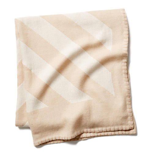 Grinda Throw, Light Camel