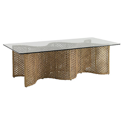 Aviano Rectangular Cocktail Table