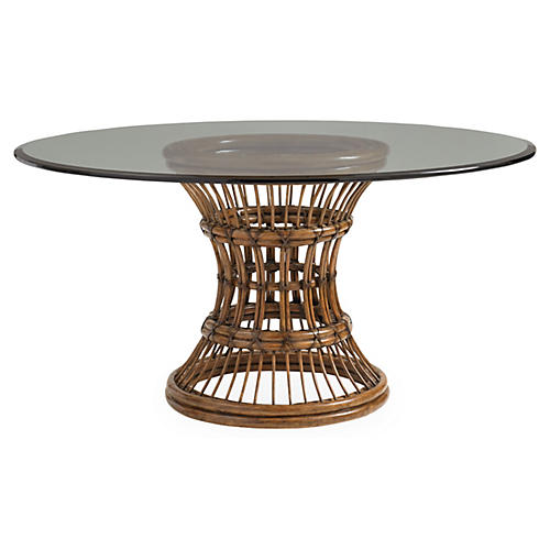 "54"" Dia Latitude Dining Table Base"