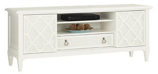 white media console furniture. Warf Street 72\ White Media Console Furniture M