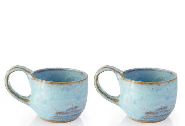 Aqua Cups, Set of 2