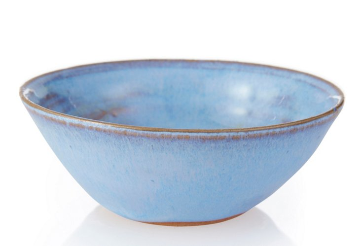 Salt Dish, Blue