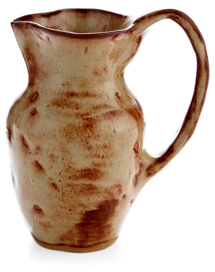 Russet Small Pitcher
