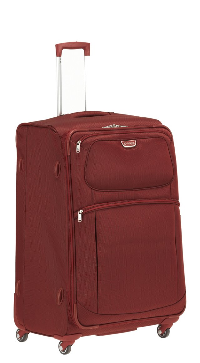 "30"" Foldable Spinner Upright, Red"