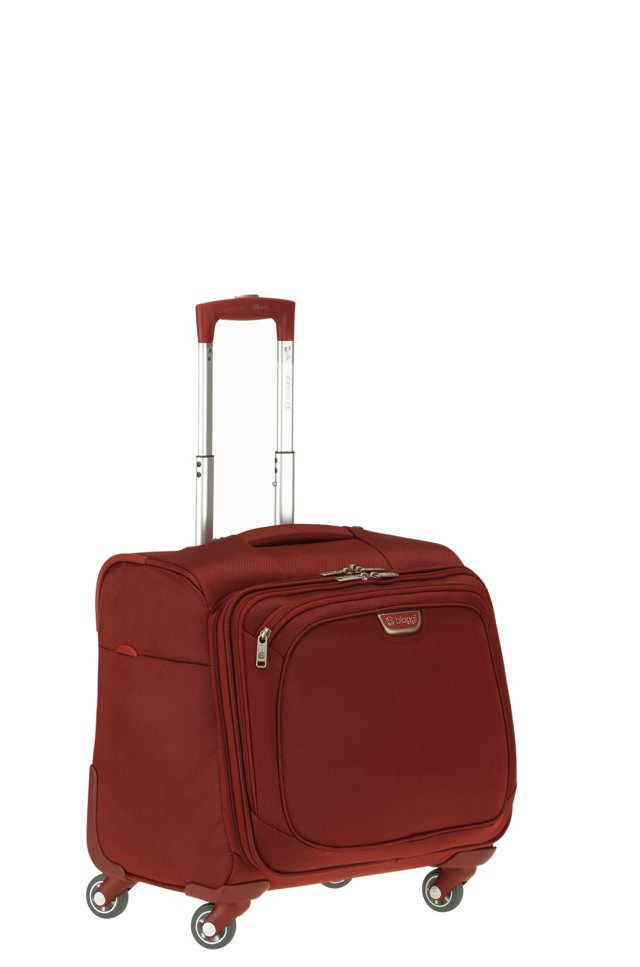 "16"" Foldable Spinner Case, Red"