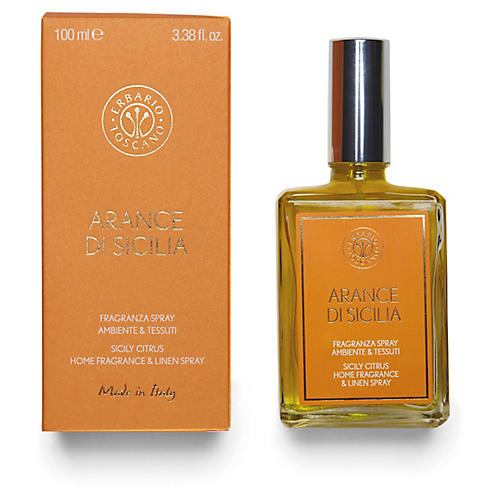 Sicily Citrus Linen Spray