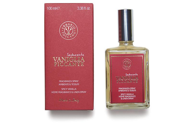Spicy Vanilla Linen Spray