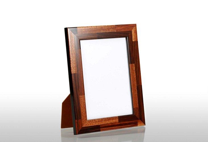 Century Frame, 5x7, Brown