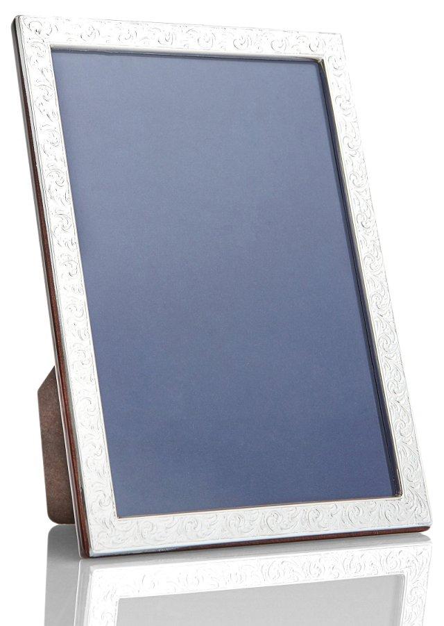 Sterling-Silver Firenze Frame, 8x10