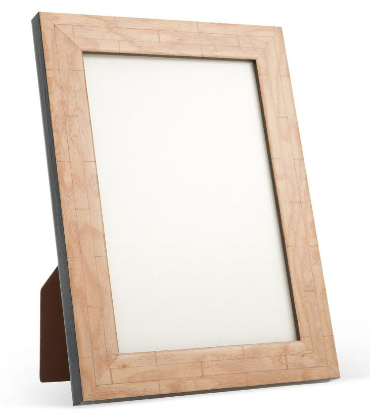 Bone Wall Frame, 4x6, Tan