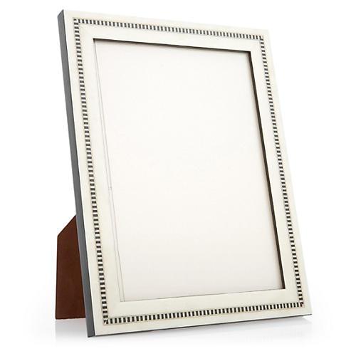 Anniversary Frame, 5x7, White