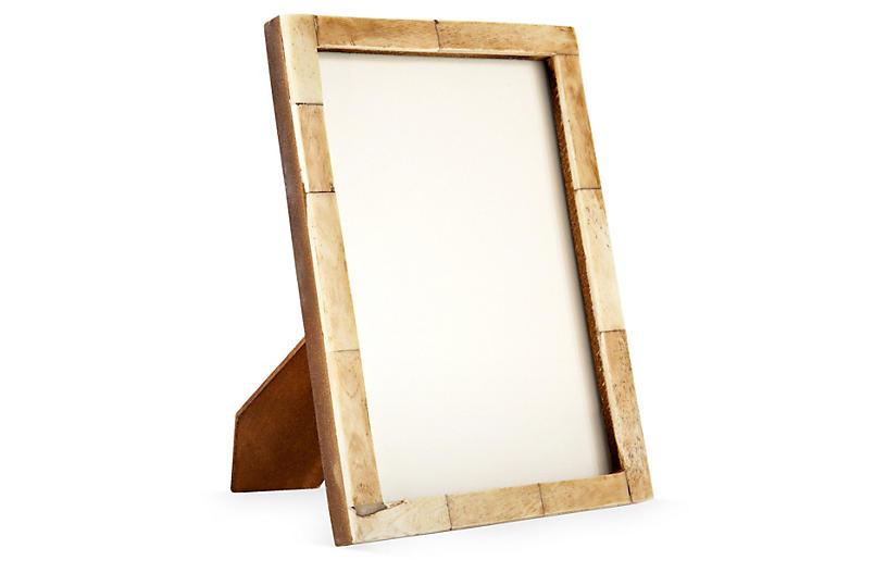 4x6 Horn Frame, Natural