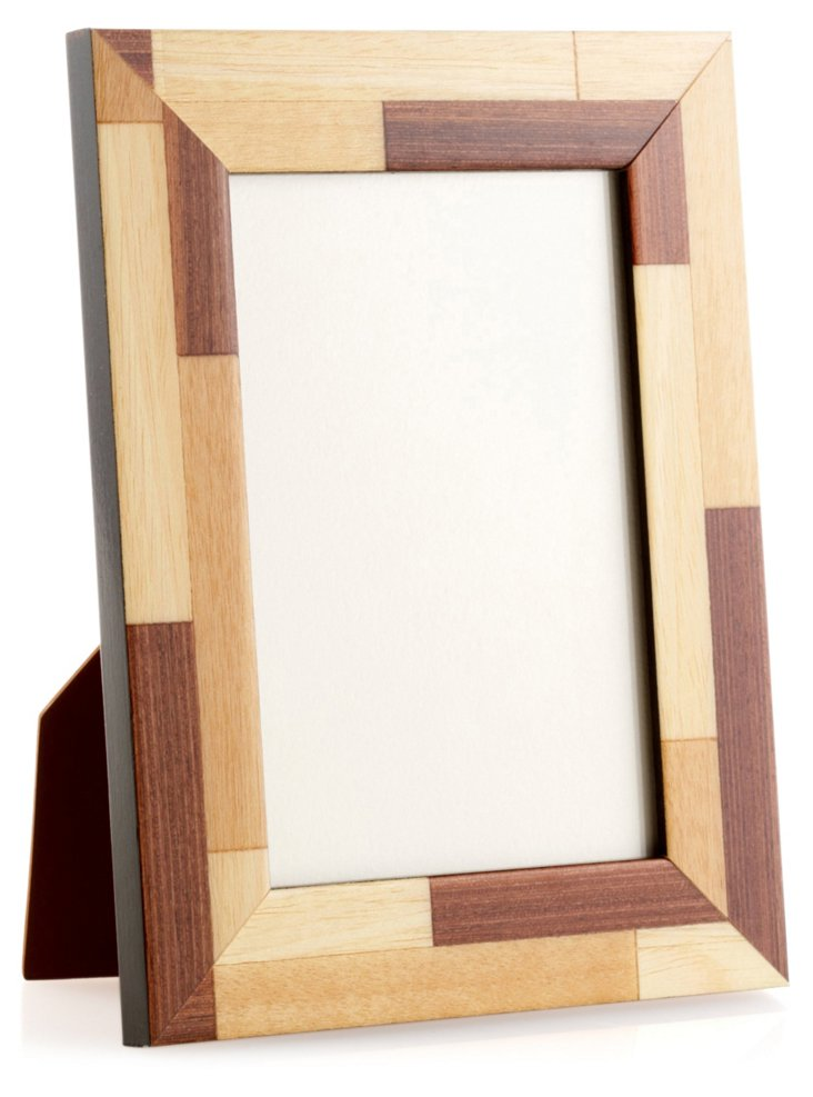 Century Frame, 5x7, Beige