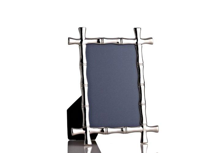 Pewter Bamboo Frame, 5x7