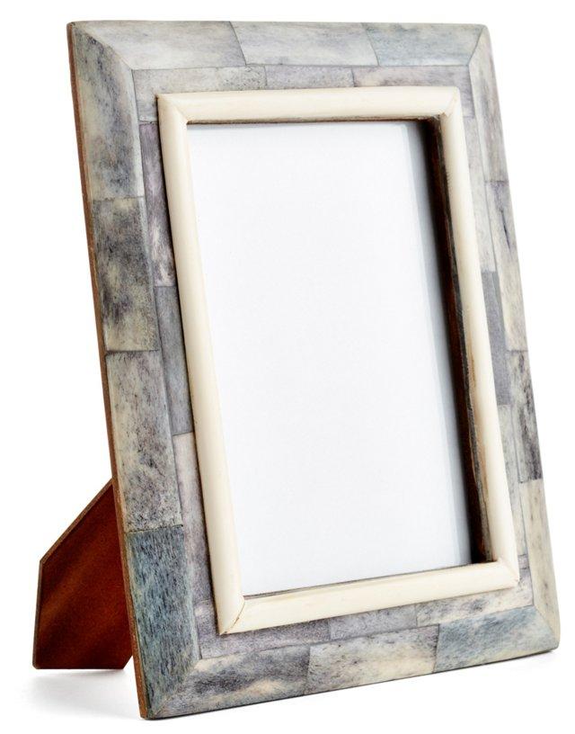 Bombay Sloped Frame, 5x7, Purple