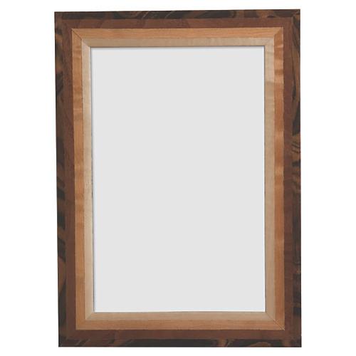 Tonal Wood Frame, 8x10, Brown