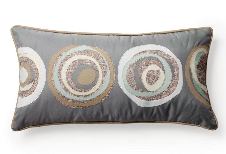 Hurricane 12x24 Outdoor Pillow, Multi