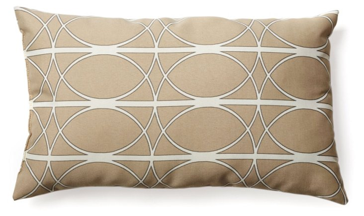 Max 11x20 Outdoor Pillow, Sand