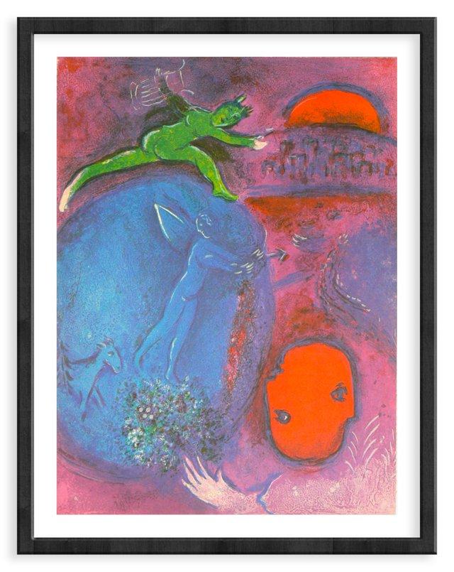 Chagall, 311, Lamon's and Dryas' Dreams
